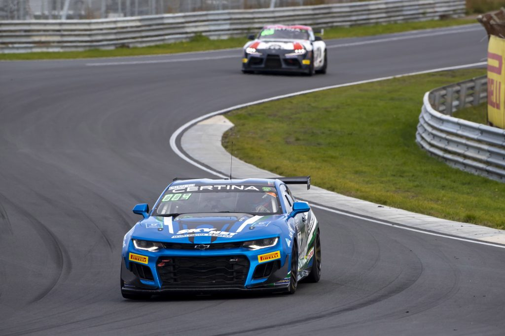 Thijmen Nabuurs silver cup GT4